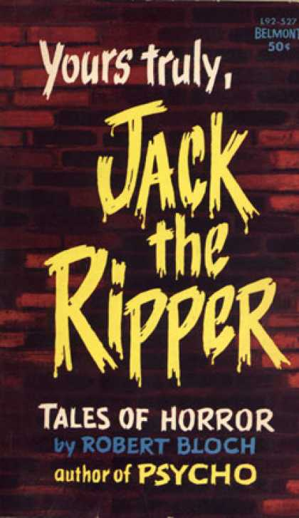 Vintage Books - Yours Truly, Jack the Ripper