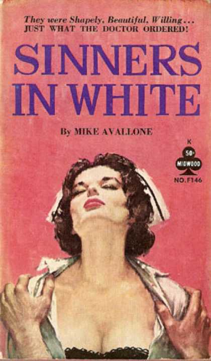 Vintage Books - Sinners In White - Mike Avallone