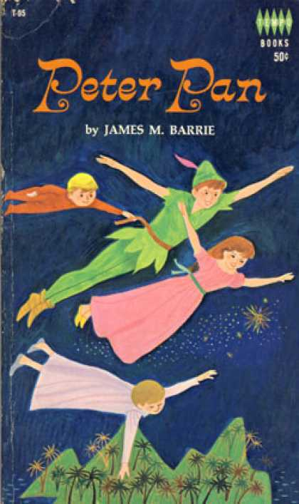 Vintage Books - Peter Pan - James M. Barrie