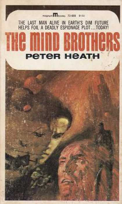 Vintage Books - The Mind Brothers