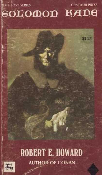 Vintage Books - Solomon Kane - Robert E. Howard