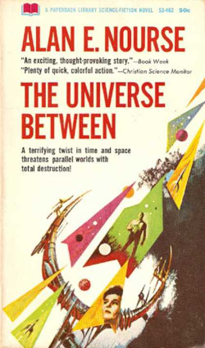 Vintage Books - The Universe Between