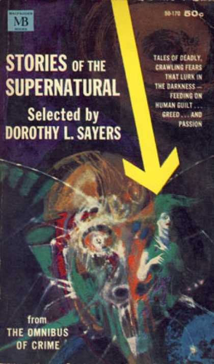 Vintage Books - Stories of the Supernatural