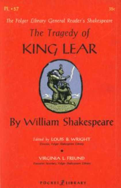 Vintage Books - The Tragedy of King Lear - William Shakespeare