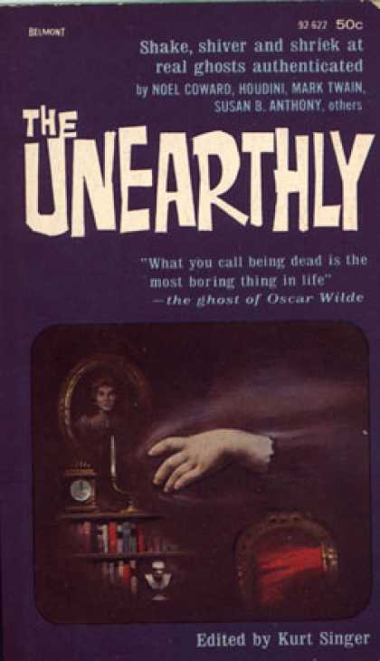 Vintage Books - The Unearthly - Kurt, Ed. Singer
