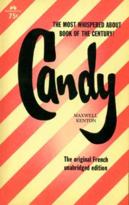 Vintage Books - Candy