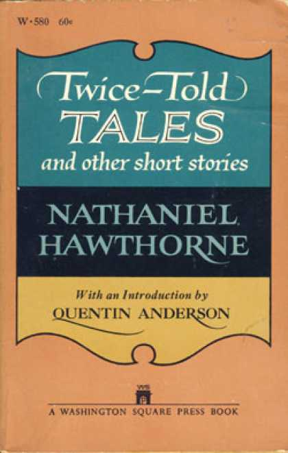 Vintage Books - Twice-told Tales and Other Short Stories - Nathaniel Hawthorne