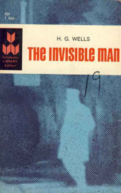 Vintage Books - H.g. Wells the Invisible Man