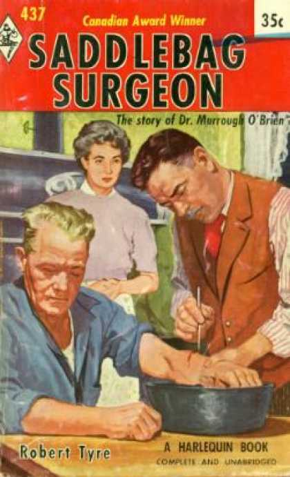 Vintage Books - Saddlebag Surgeon: The Story of Murrough O'brien, M.d. - Robert Tyre