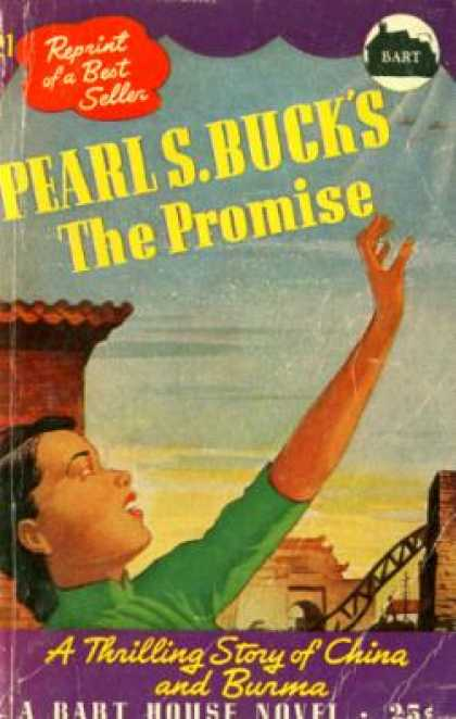 Vintage Books - The Promise - Pearl S Buck