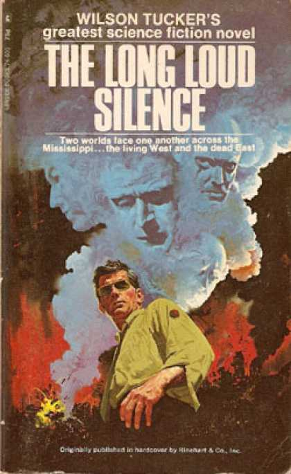 Vintage Books - The Long Loud Silence - Wilson Tuckers