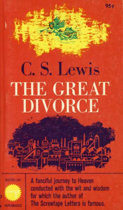 Vintage Books - The Great Divorce