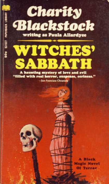 Vintage Books - Witches' Sabbath - Blackstock; Charity Aka Allardyee; Paula