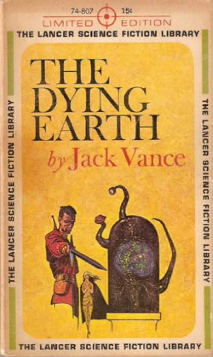 Vintage Books - The Dying Earth