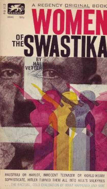 Vintage Books - Women of the Swastika - Hal Vetter