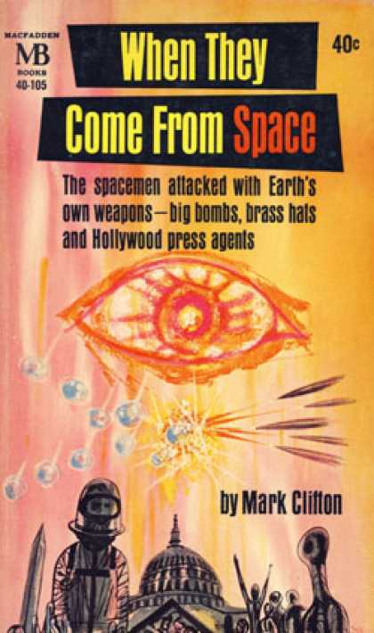 Vintage Books - When They Come From Space.