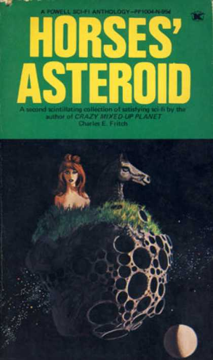 Vintage Books - Horses' Asteroid - Charles E. Fritsch