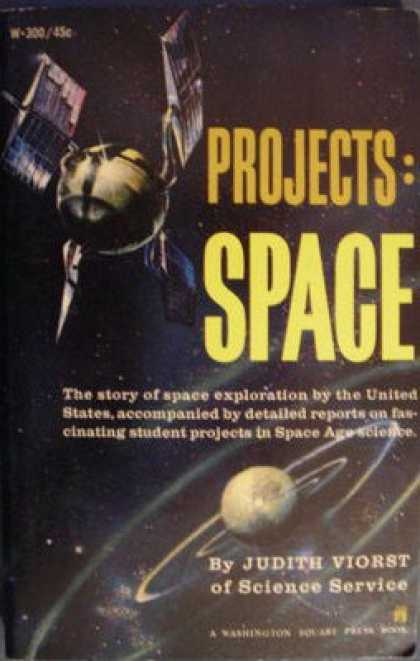Vintage Books - Projects: Space