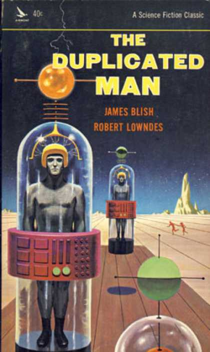 Vintage Books - The Duplicated Man