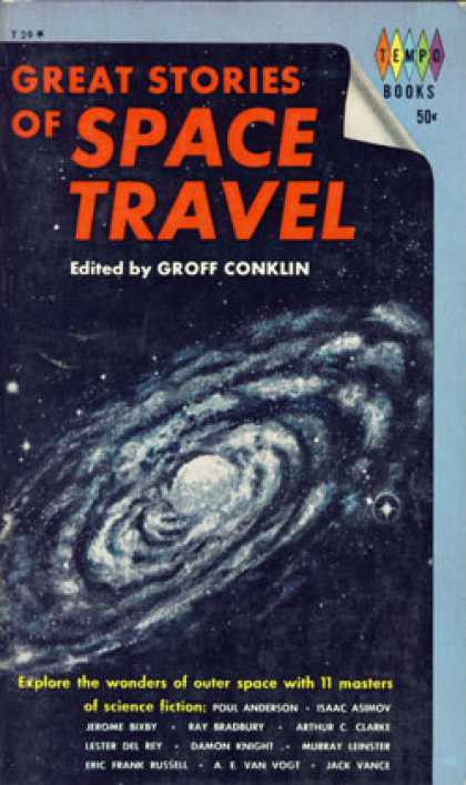 Vintage Books - Great Stories of Space Travel