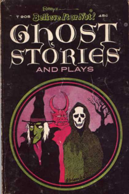 Vintage Books - Ripley's Believe It or Not! Ghost Stories and Plays