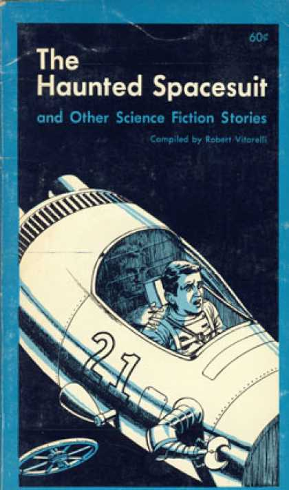 Vintage Books - The Haunted Spacesuit and Other Science Fiction Stories