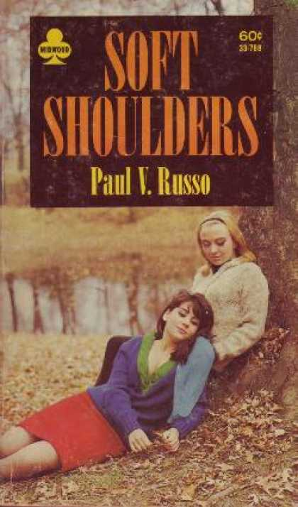 Vintage Books - Soft Shoulders - Paul V. Russo