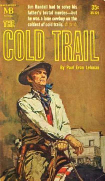 Vintage Books - The Cold Trail