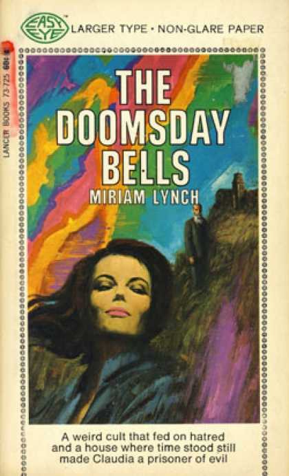 Vintage Books - The Doomsday Bells - Miriam Lynch