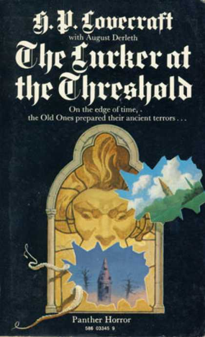 Vintage Books - The Lurker at the Threshold - H.P. Lovecraft