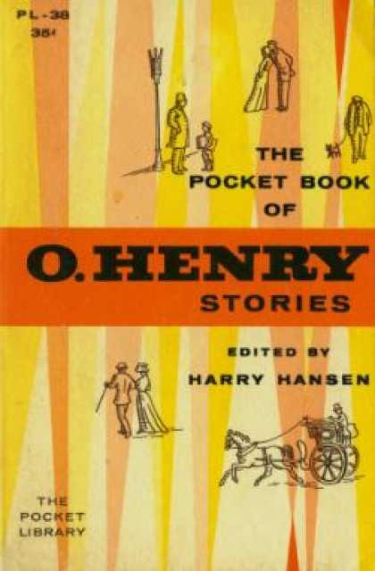 Vintage Books - The pocket book of O. Henry stories - Edited by Harry Hansen