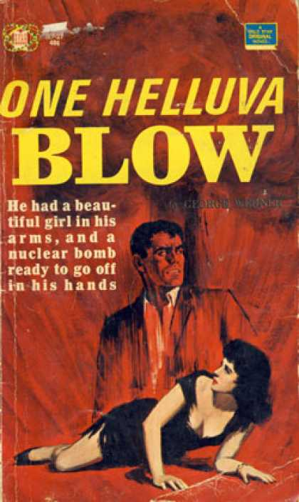 Vintage Books - One Helluva Blow - George Werner