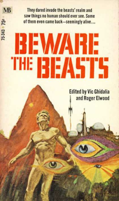 Vintage Books - Beware the Beasts
