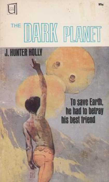 Vintage Books - The Dark Planet
