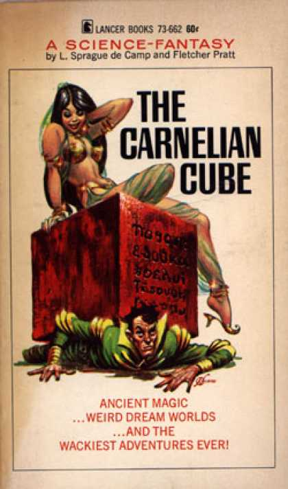 Vintage Books - The Carnelian Cube, - L. Sprague De Camp