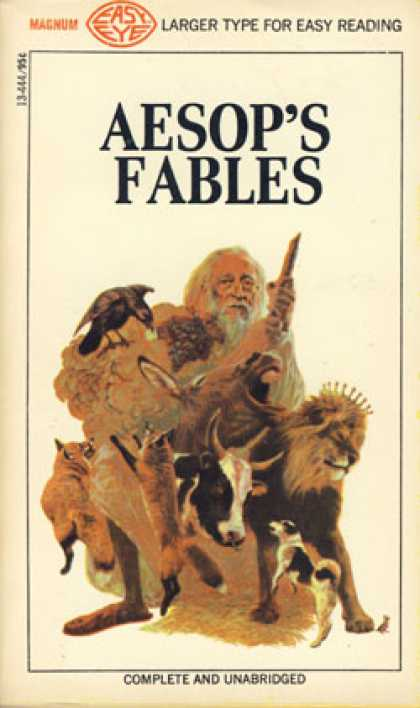 Vintage Books - Aesop's Fables; Complete and Unabridged