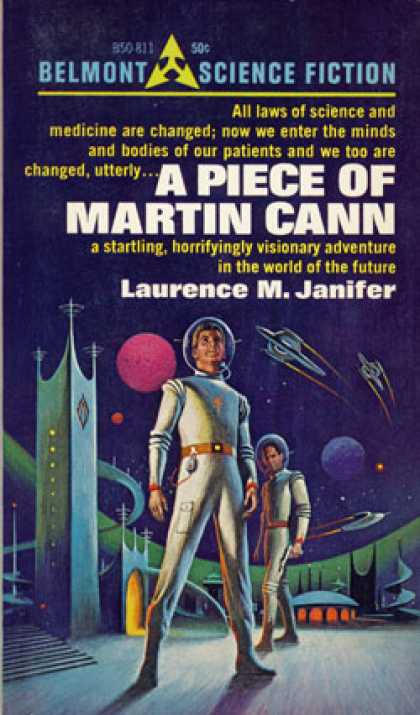 Vintage Books - A Piece of Martin Cann