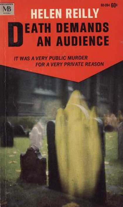 Vintage Books - Death Demands an Audience