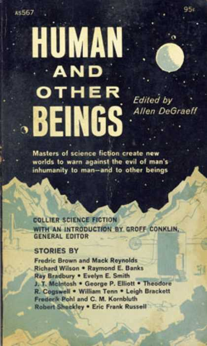 Vintage Books - Human and Other Beings