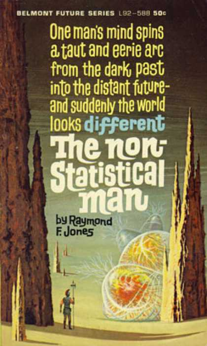 Vintage Books - The Non-statistical Man