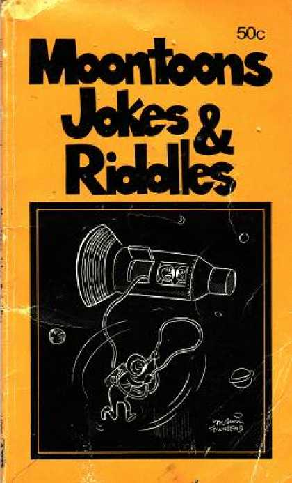 Vintage Books - Moontoons Jokes & Riddles