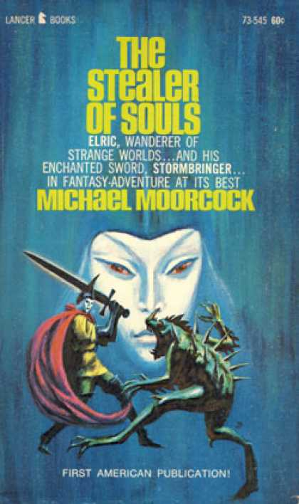 Vintage Books - The Stealer of Souls
