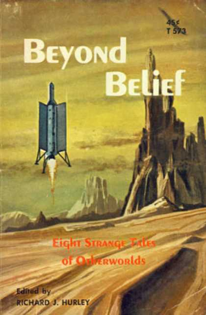 Vintage Books - Beyond Belief - Richard Hurley