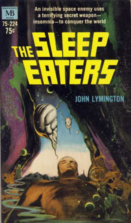 Vintage Books - The Sleep Eaters