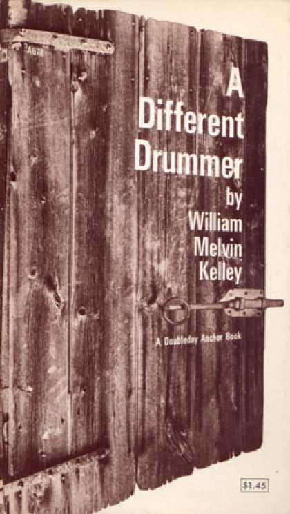 Vintage Books - A Different Drummer - William Melvin Kelley