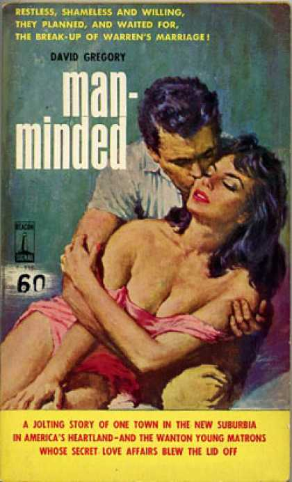 Vintage Books - Man-minded - David Gregory