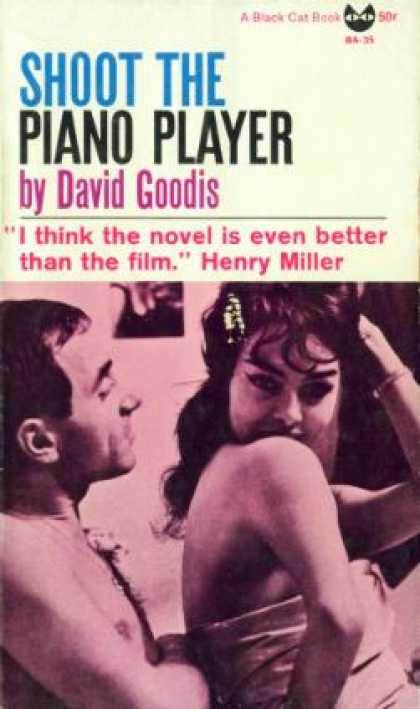 Vintage Books - Shoot the Piano Player - David Goodis