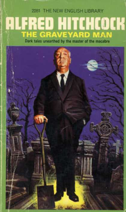 Vintage Books - Alfred Hitchcock: The Graveyard Man