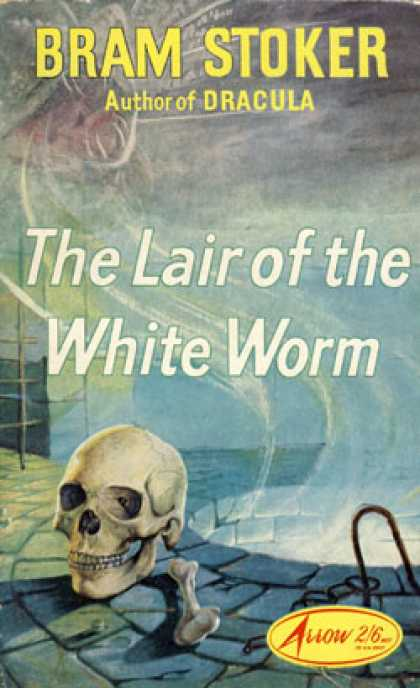 Vintage Books - The Lair of the White Worm - Bram Stoker