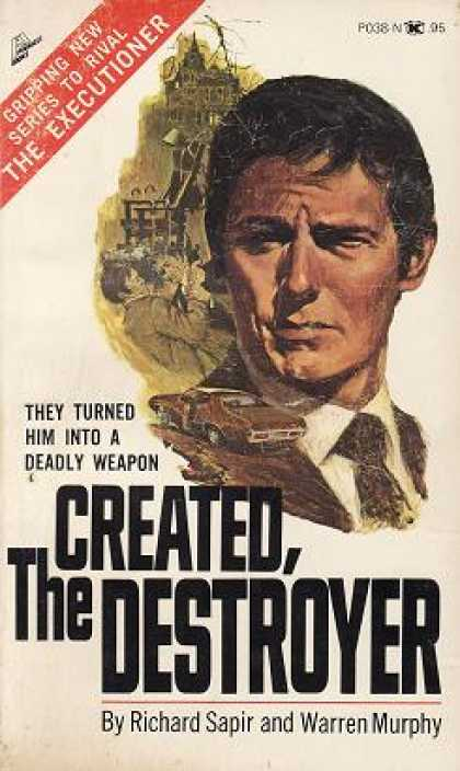 Vintage Books - The Destroyer Created, the Destroyer #1